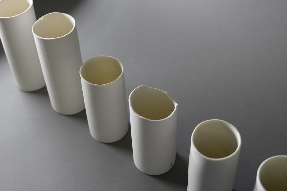 Porcelain cups 2014