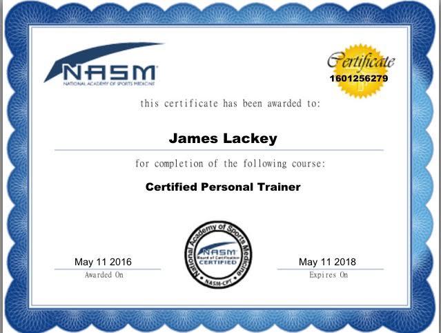 Ironman Training Nasm Cpt Exam And Patches Spiritual Cadre