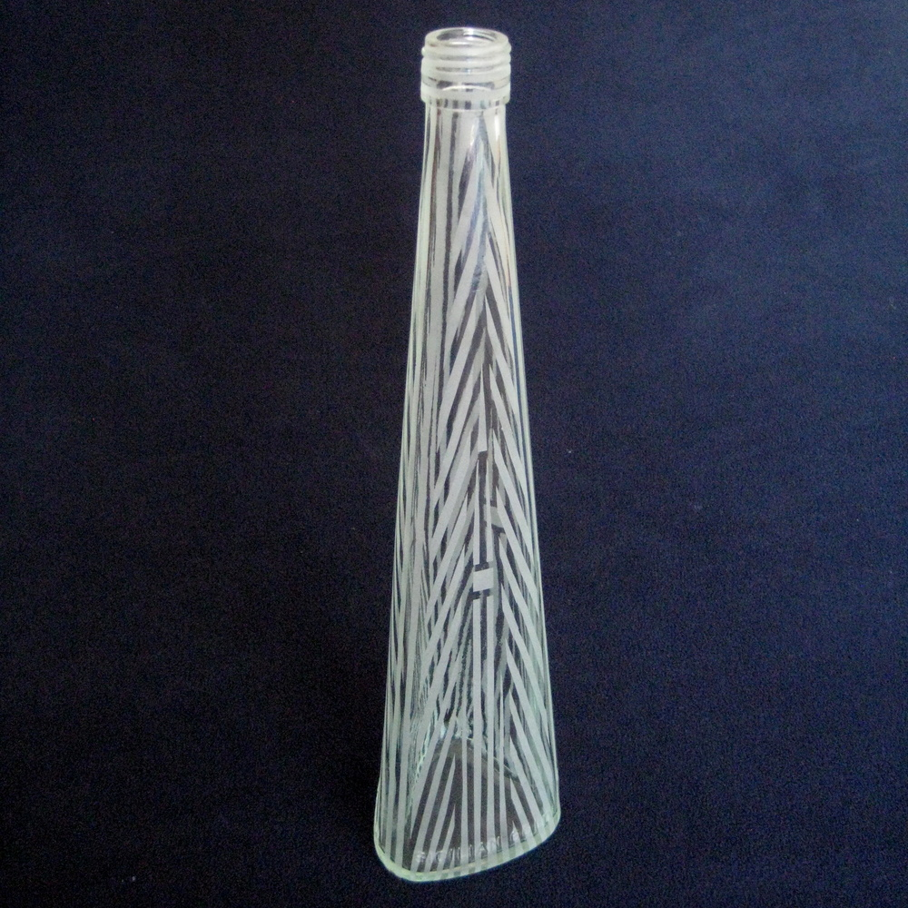 Skyscraper (Tall Triangular Bottle)