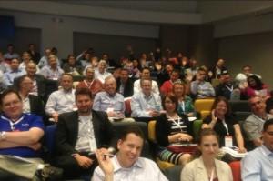 Smiling Faces @ The Digital Summit, Mountain View