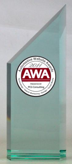 AWA Award 2014