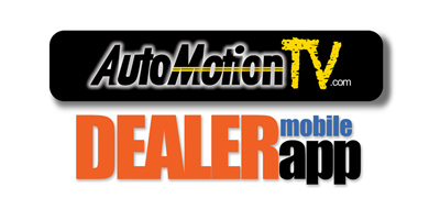 Engaging Your Mobile Customer   AutoMotionTV is a leader in dealership mobile apps. Inventory, service scheduling, specials, and much more are accessed quicker and more often through a mobile app. Engage and establish a long-term relationship channel with your customers from initial information to repeat service. AutoMotionTV works hand in hand with each dealership to successfully launch and promote every Dealer App.