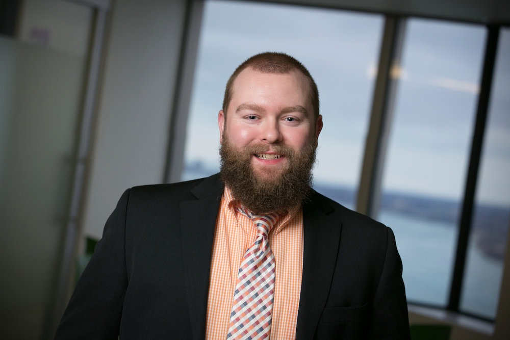 Brad Somervell, Client Services Specialist