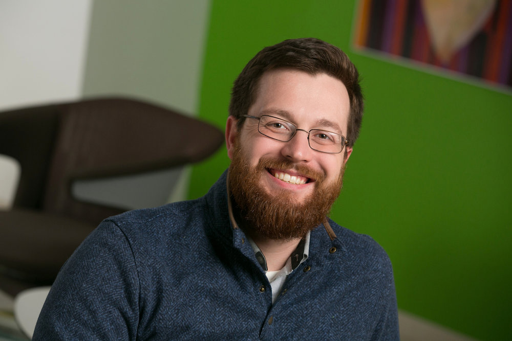 Andy Webb, Client Service Specialist