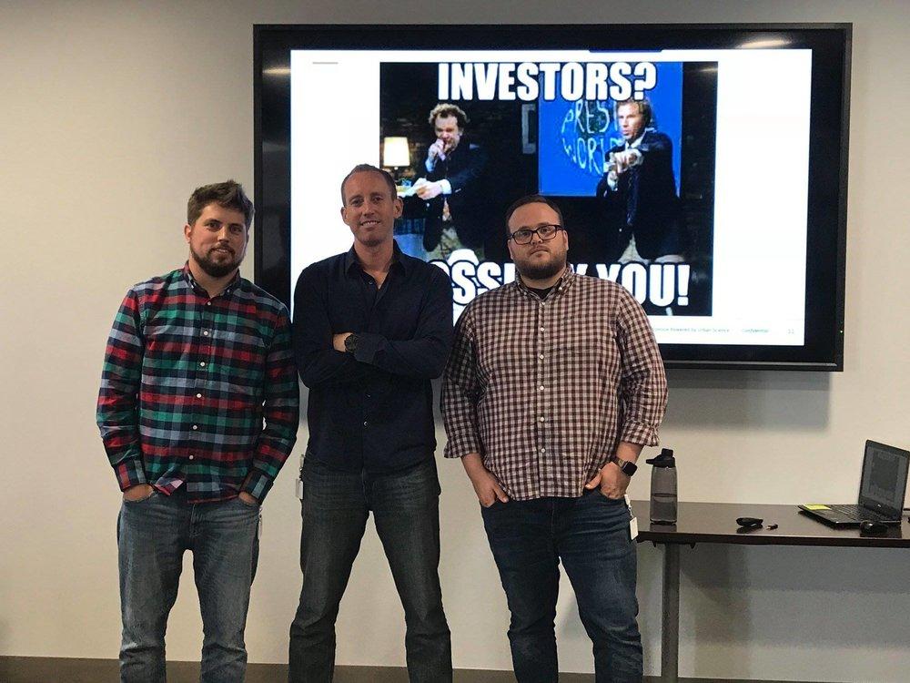 TEAM 2 - Andrew Pargoff, Kyle Wojan, Andrew Mock
