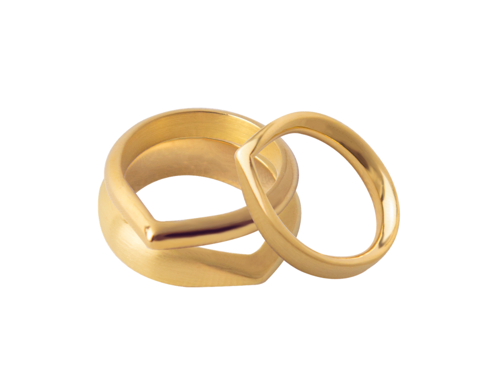 18K Fairtrade Gold Rings