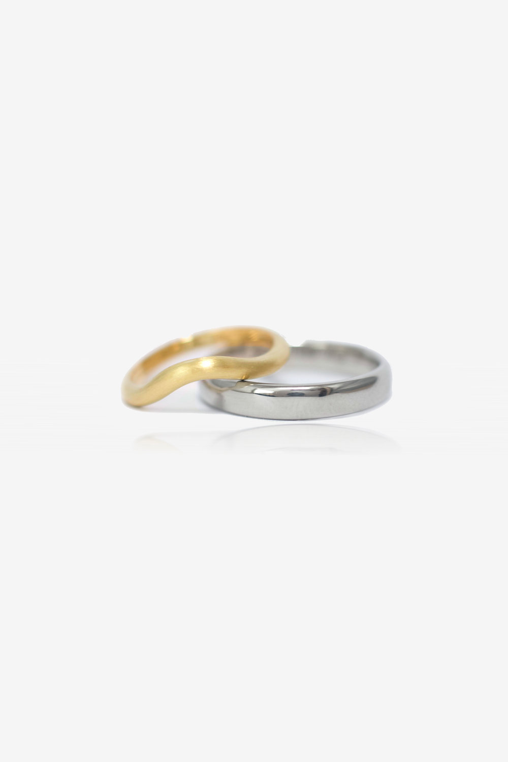 Individual Wedding Bands