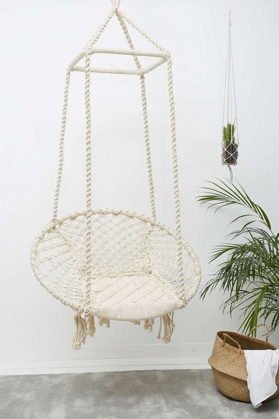 Marrakech Natural Swing Chair