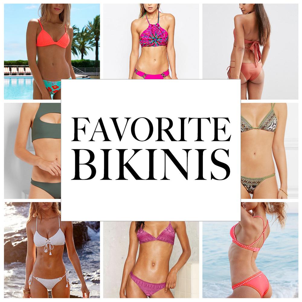 favorite bikinis silver girl