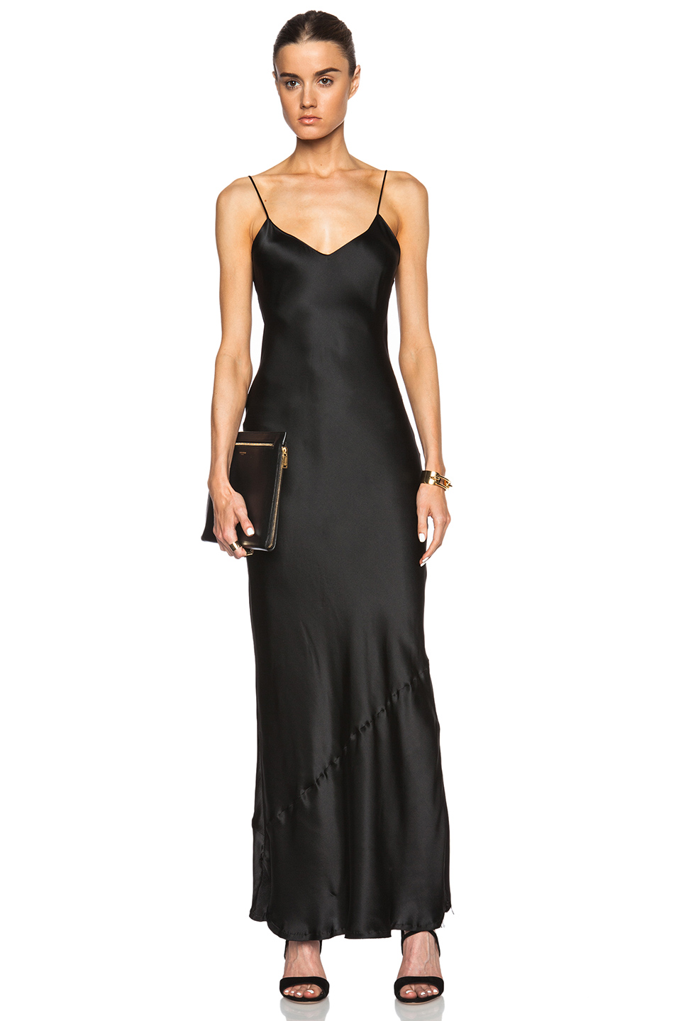 FAVORITE MAXI DRESSES AT FWRD - Silver Girl