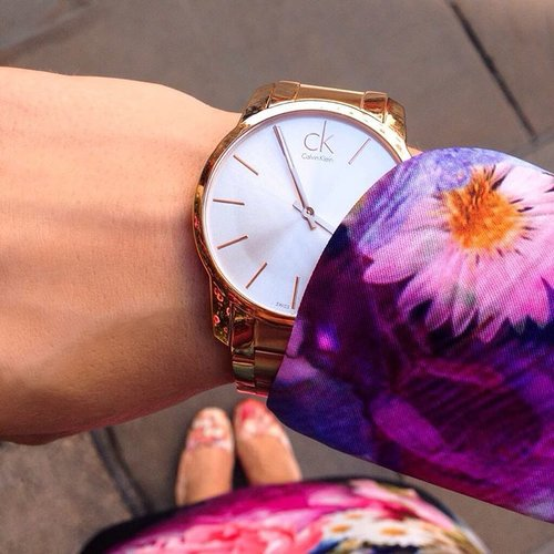 f0b6cd9a90e DAILY STYLE: Gucci, Ted Baker & Calvin Klein Watch — Silver Girl