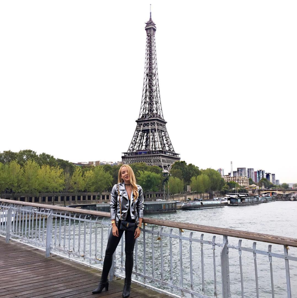 tour eiffel paris ysl