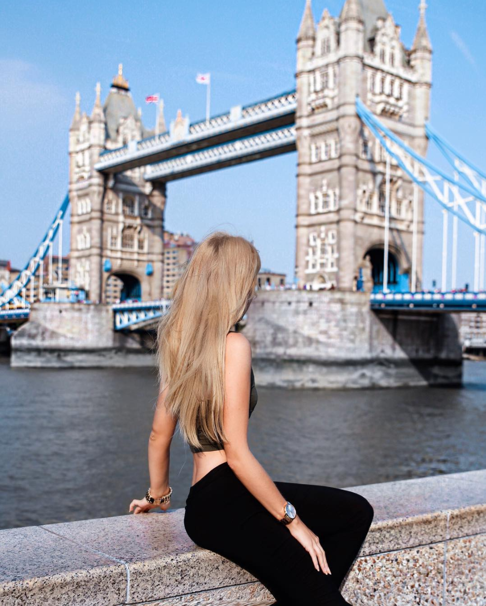 tower bridge sunny london weekend instagram miasoarez