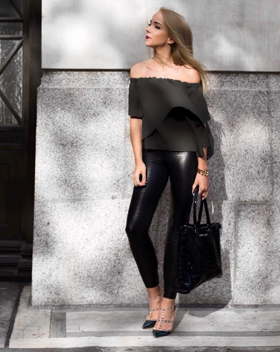 london city life street style ootd holborn valentino rockstud heels