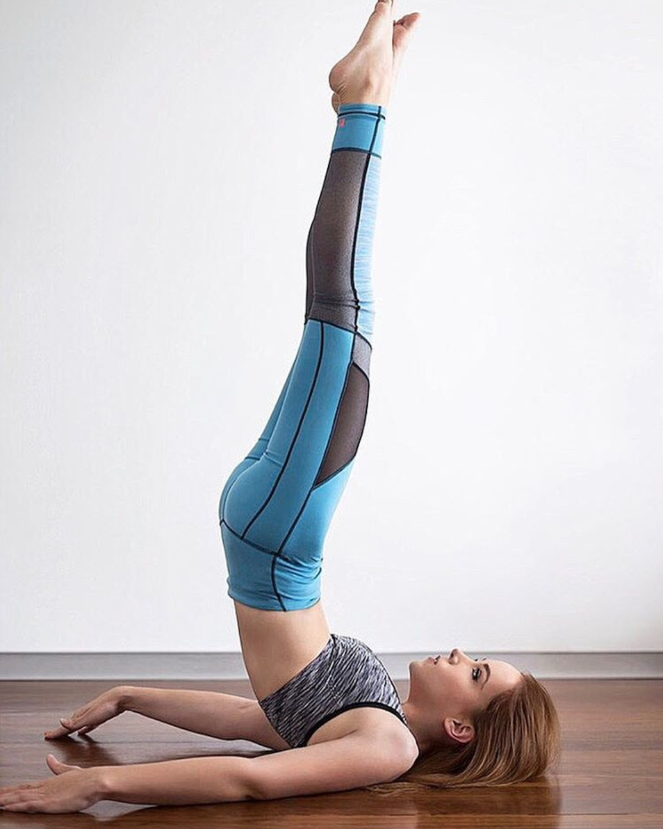 silvergirl fitness yoga sweaty betty