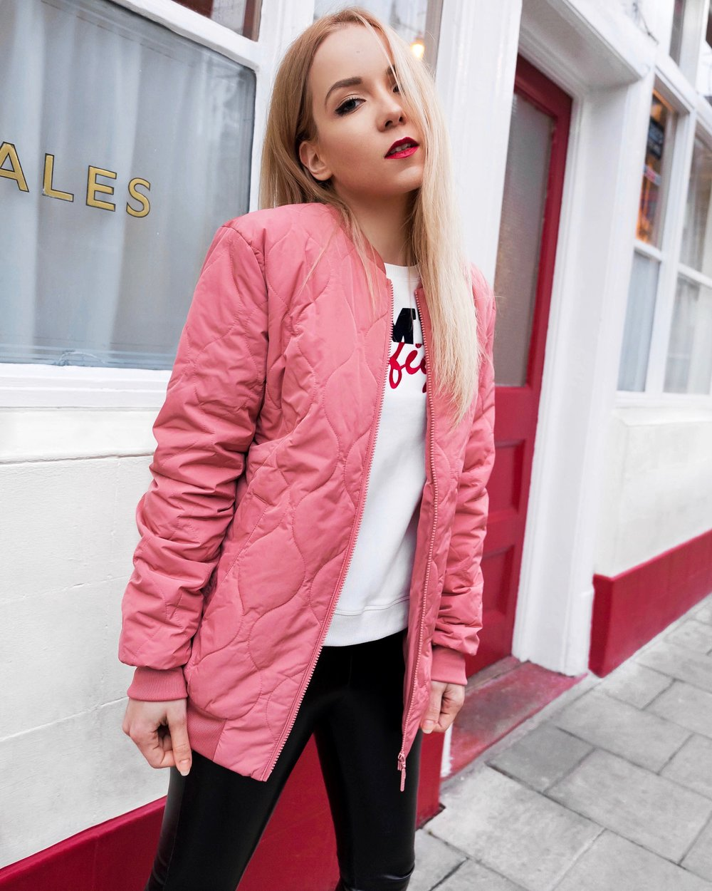 PINK ADIDAS, LEATHER & TOMMY - Silver Girl