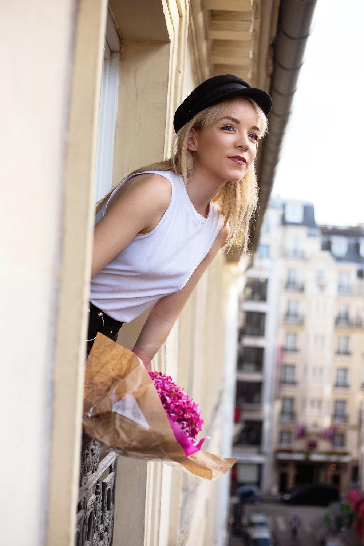 AU REVOIR PARIS - FT. HOTEL MATLE