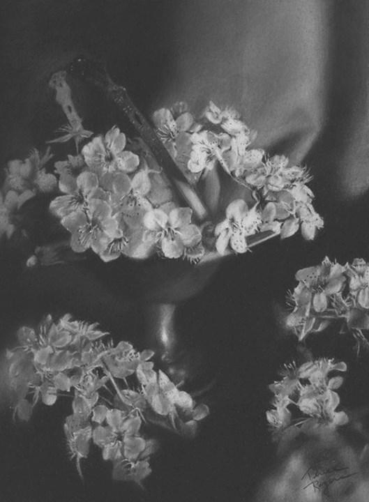 """""""Flowering Pear"""""""