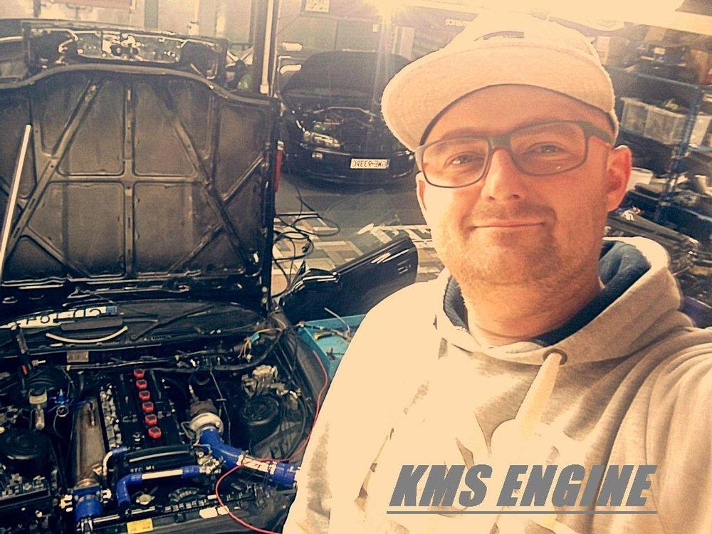 kamil kalina kms engine strojenie aut ecumaster emu
