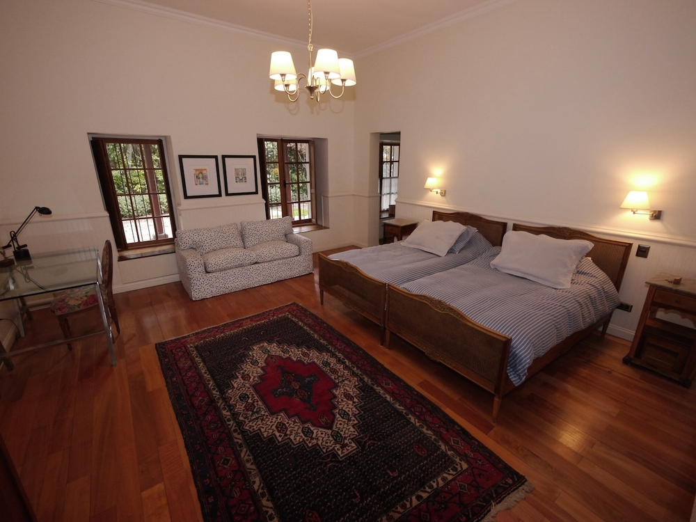Casona Carrera Boutique Hotel Maipo Wine Valley Santiago Chile Jose Miguel room