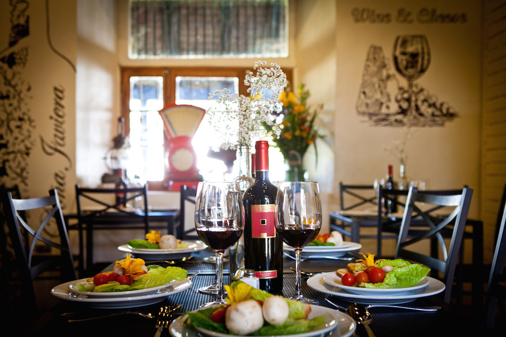 Casona Carrera Boutique Hotel Maipo Wine Valley Santiago Chile vineyard visits, tours, tastings and lunches