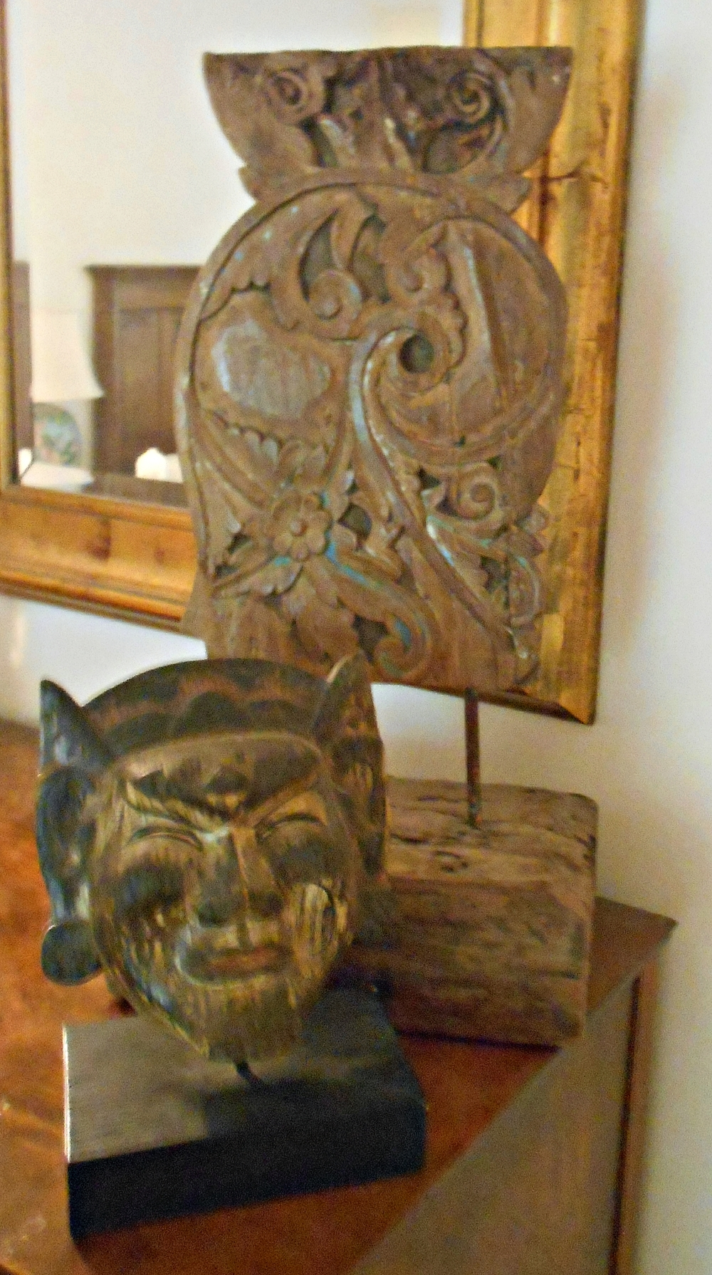 Maggie Minor's Indonesian Art Collection