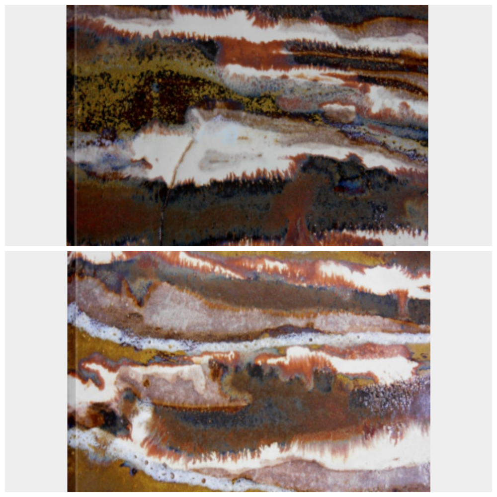 Pair of Organic Modern Giclees #21 & 22