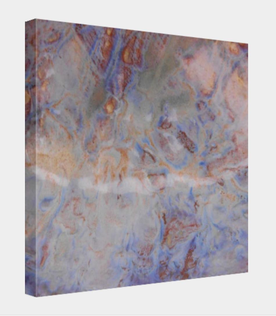 Square Organic Modern Giclee #9
