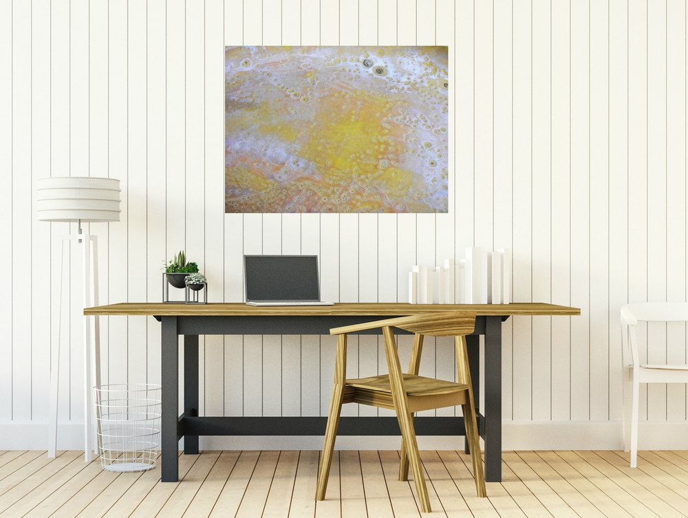 #11 rectangular canvas print