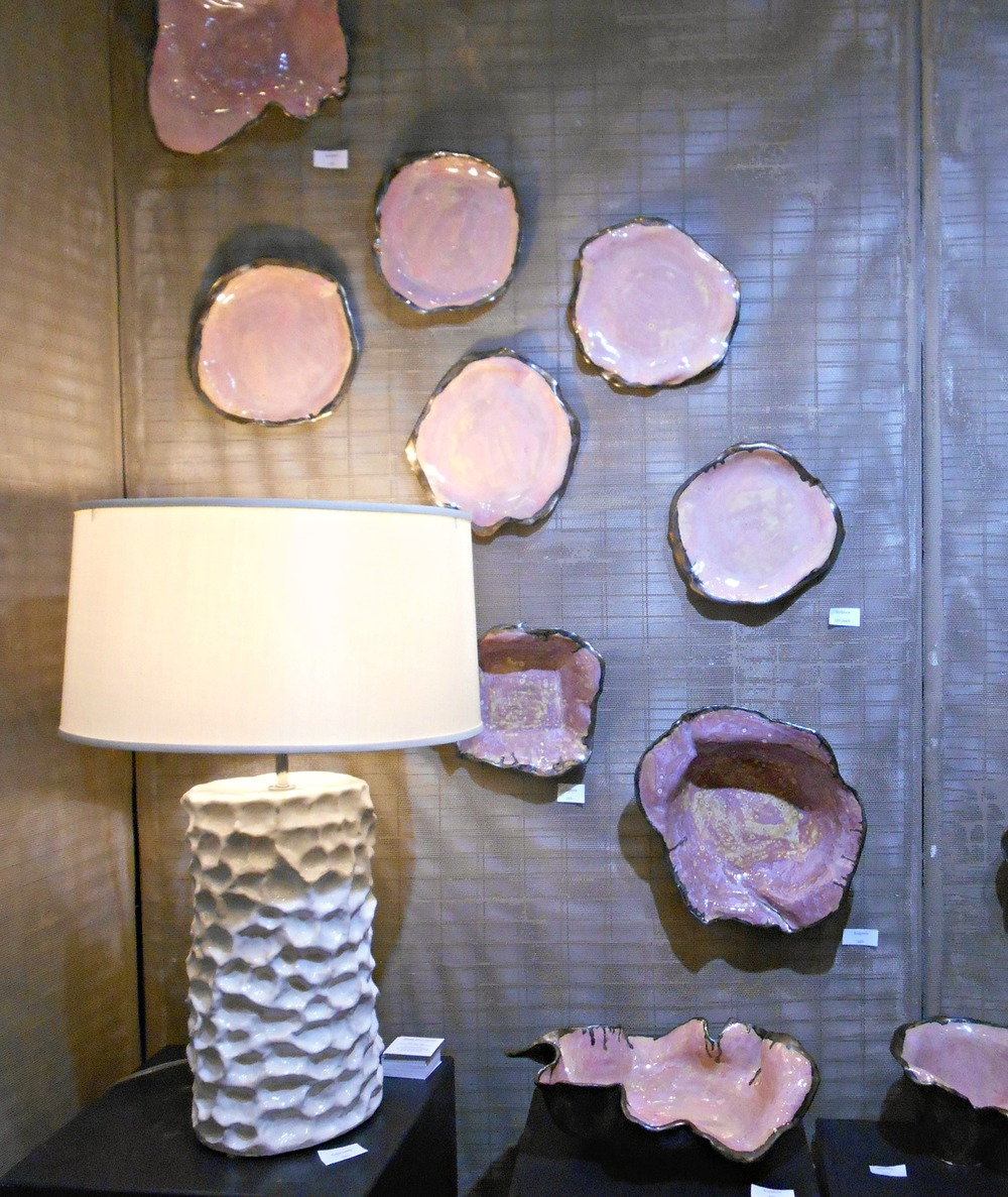 Organic-inspired Modern Wall Sculpture by Maggie Minor Designs