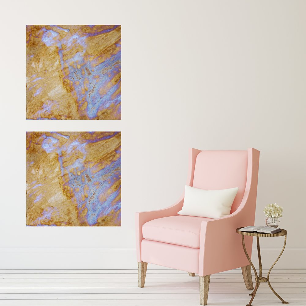 23. set of square canvas prints