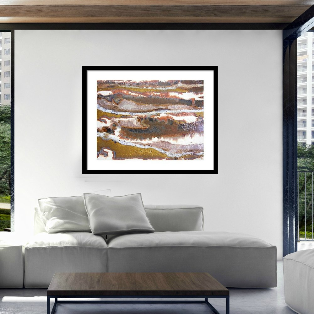 21. rectangular framed print