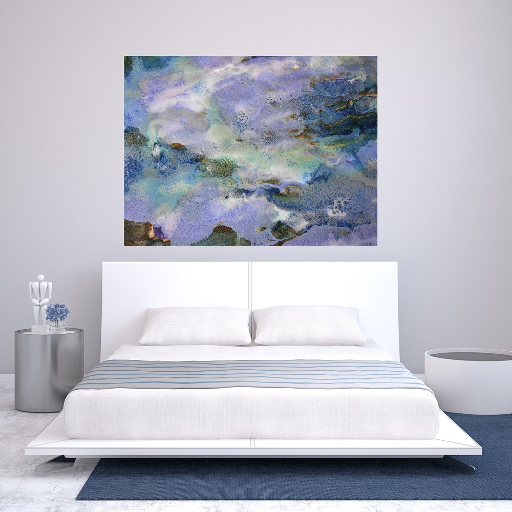 #37 rectangular canvas print