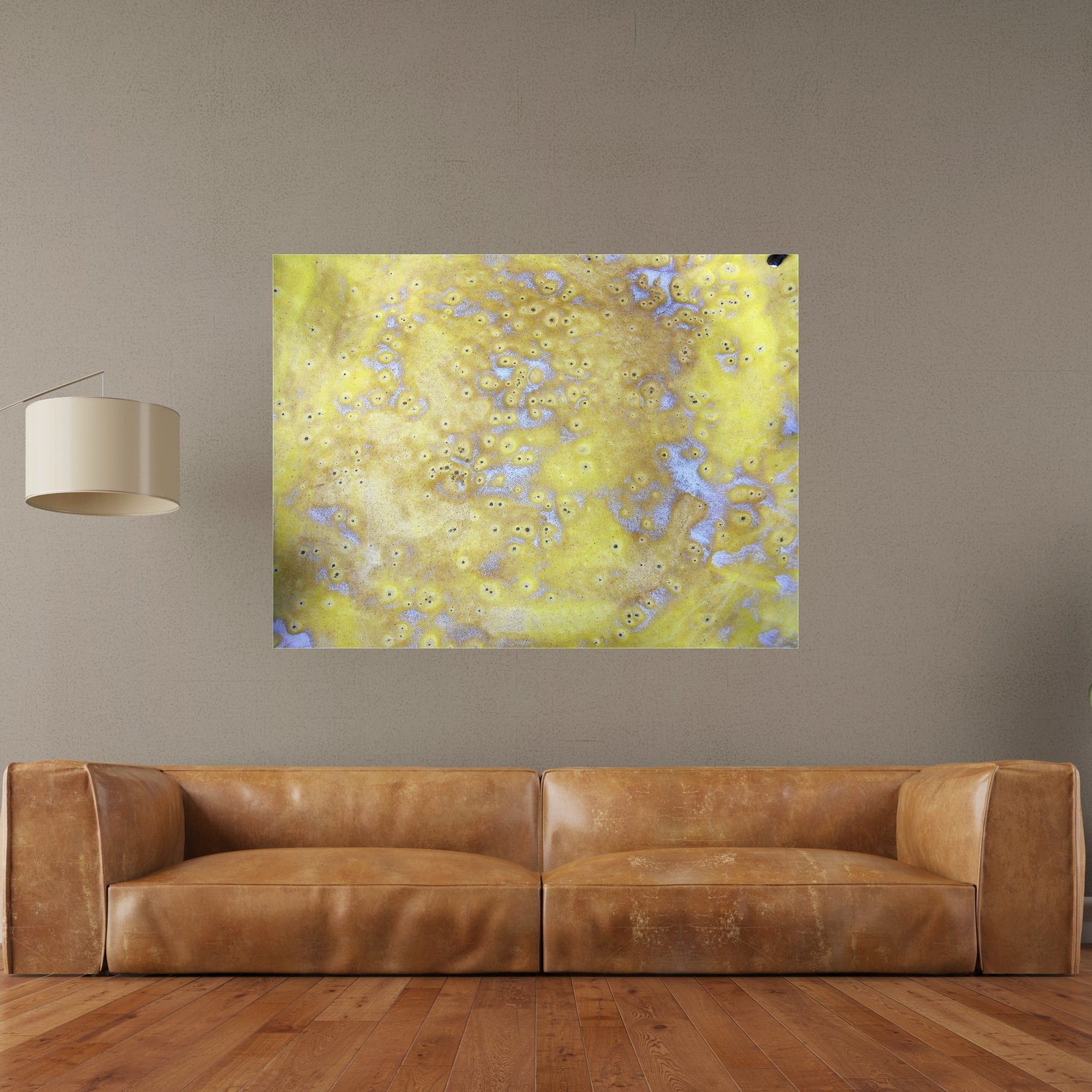 Abstract Canvas Artwork - Rectangle #25 — Maggie Minor Designs