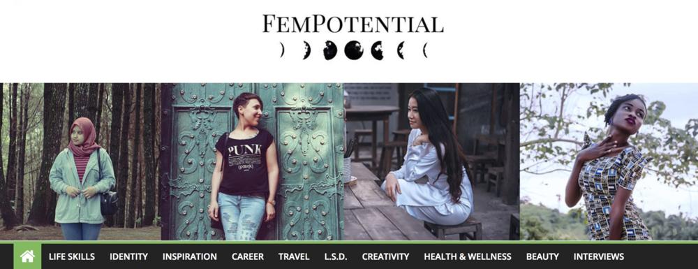 FEMpotential - female empowerment online magazine