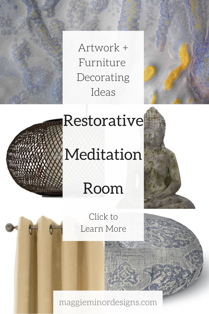 How to Create a Beautiful Restorative Meditation Room