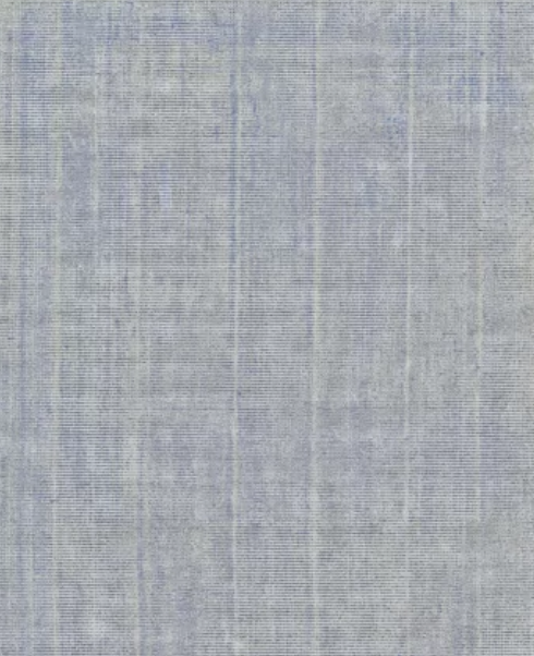 Blue cotton rug