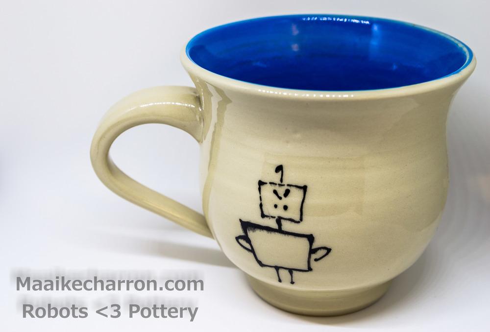 Robot Pottery