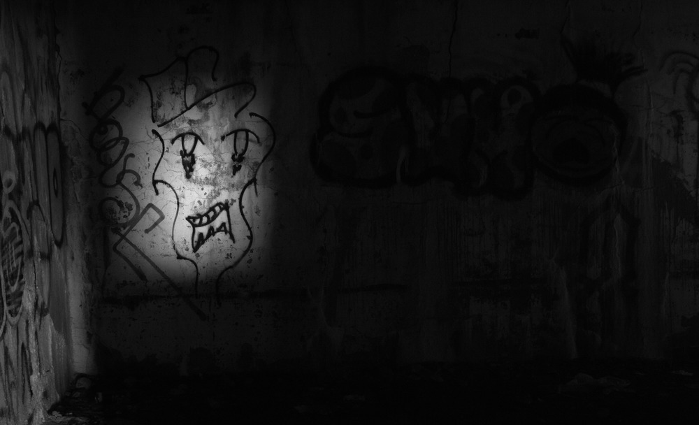 Graffiti spotlight