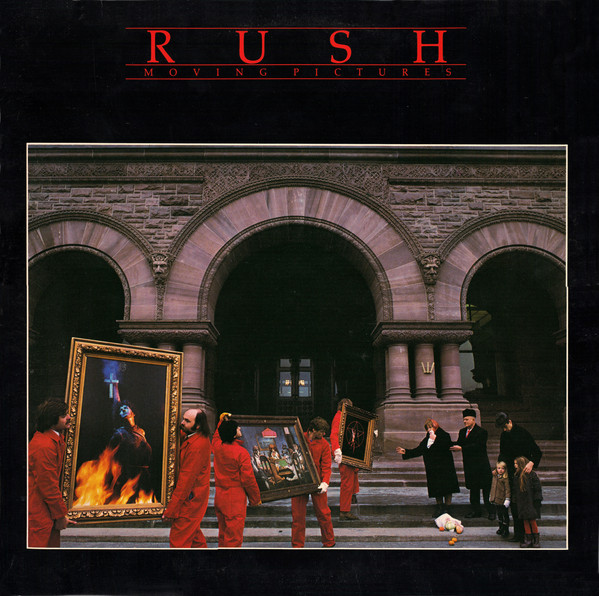 Artist: Rush   Album: Moving Pictures    Year: 1981   Genre: Rock