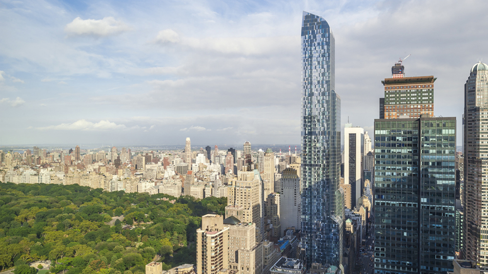 One57 at 157 West. 57th Street