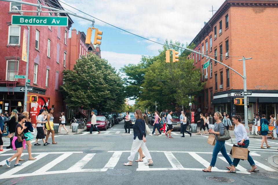 Bedford Avenue, Williamsburg, Brooklyn