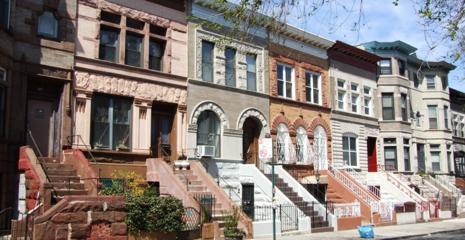 Historic District, Crown Heights, Brooklyn