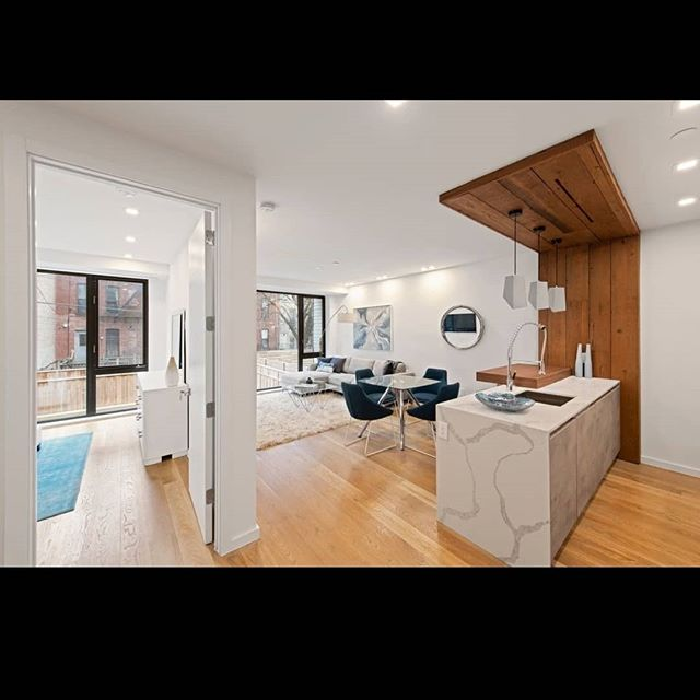 IN CONTRACT - Congrats to our wonderful clients for getting into contract on this beautiful 1BR in Bed-Stuy. It's a buyer's market, and there are some great deals to be had. It's just a matter of persistence and waiting to find the right opportunity. Excited to have our clients close on this one later this summer.