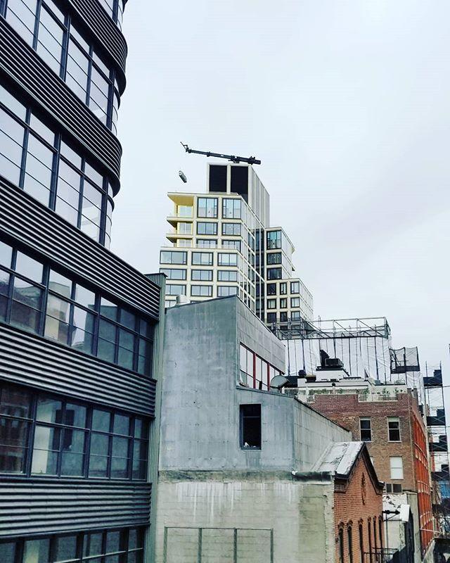 High Line Views.