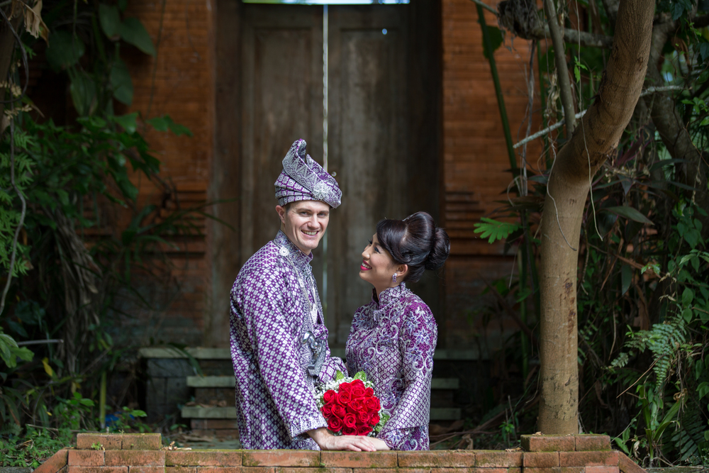 The Knoti Guys - Pre-wedding photography, Hort Park Singapore