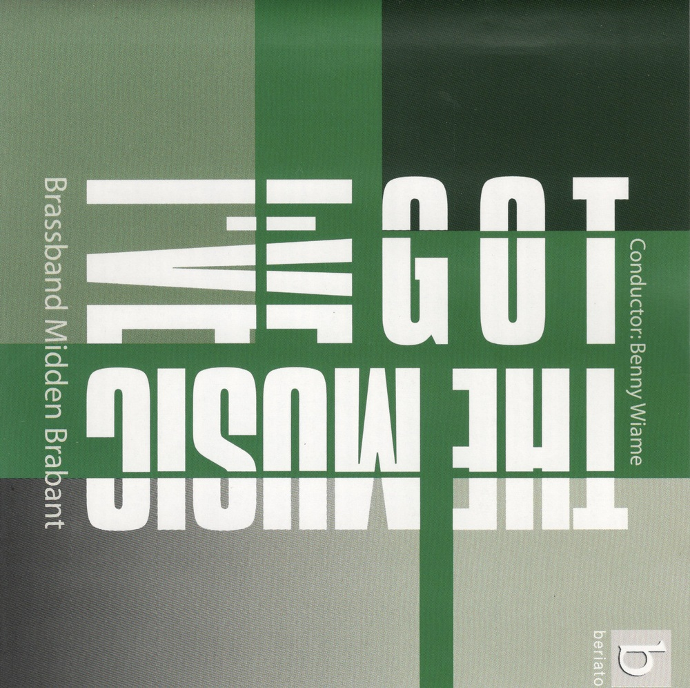 Beriato (2001). Arrangement of 'I've Got The Music In Me'.