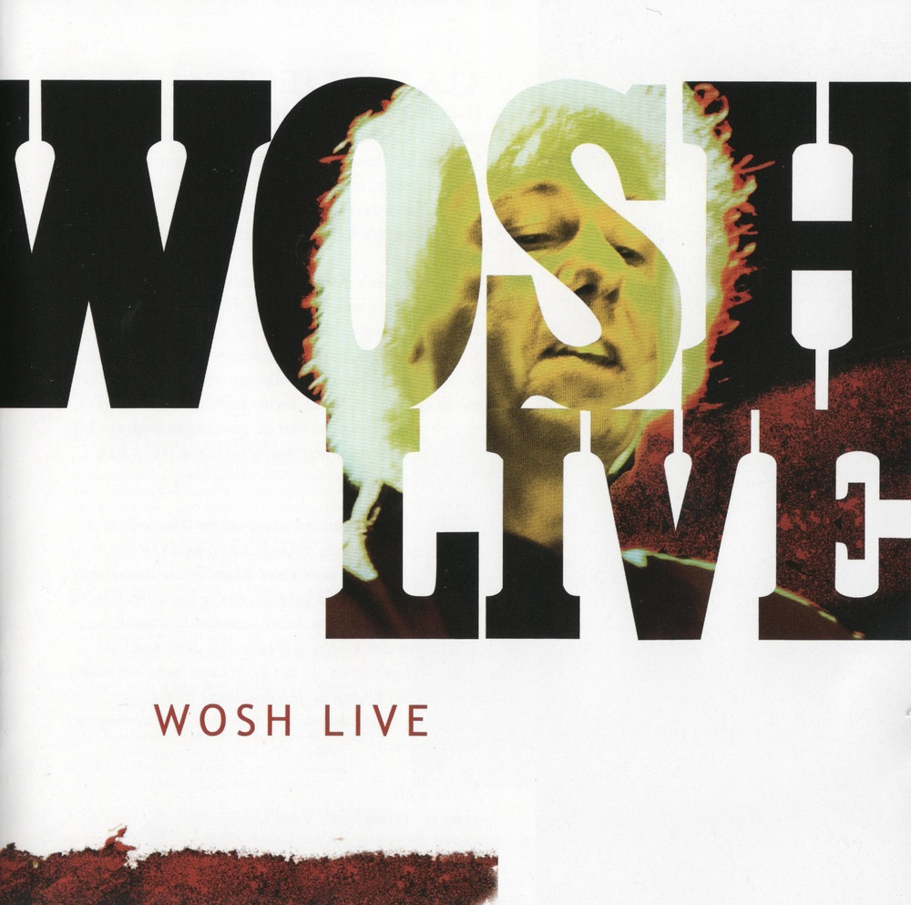 Wosh choir and orchestra live cd. I wrote some arrangements.