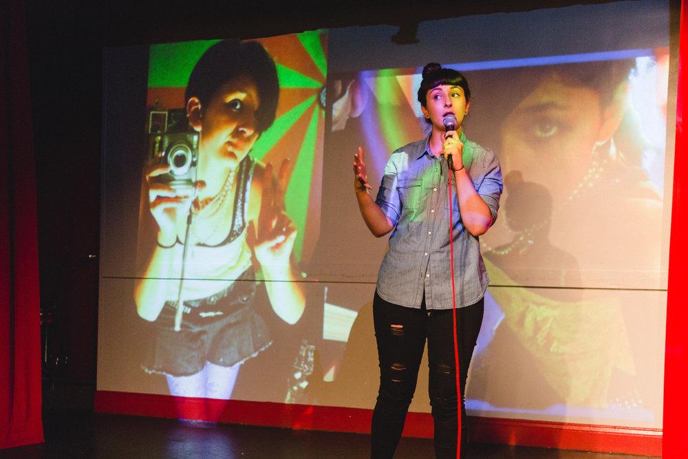 Alise Morales, 11/8/17