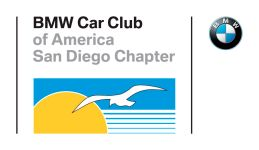 San Diego BMW Car Club of America